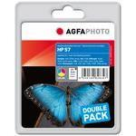 Compatible Inkjet Cartridge - Colour 2x24ml (aphp57cduo)