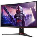Curved Monitor - C24G2AE/BK - 23.6in - 1920x1080 (Full HD) - 1ms 165Hz