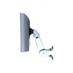 LCD Monitor Arm (fpma-w400) Wall Mount 397mm Length Grey
